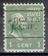 USA Precancel Vorausentwertung Preo, Locals California, Arcata 701 - Etats-Unis