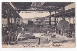 Carte Postale  Carmaux Mines Ateliers L' Ajustage - Carmaux
