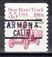 USA Precancel Vorausentwertung Preo, Locals California, Armona 818 - Vereinigte Staaten