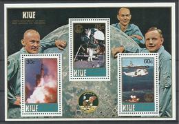 NIUE  YVERT  H/B 22   MNH  ** - Niue