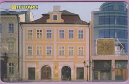 Télécarte Tchéquie °° Stavba Roku 1997 -gem- 50j - 150Kc - 1998.05. - Tchéquie