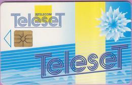 Télécarte Tchéquie °° Teleset -gem- 100j -gem- 1995.01. - Tchéquie