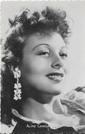 Aline Carola, Née Denise Haezebaert à Coudekerque-Branche Le 17 Février 1921 Est Une Actrice Française - Acteurs