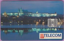Télécarte Tchéquie °° Vasi Reklamu Zajisti -Sc7- 100j - 1993.08 - Tchéquie