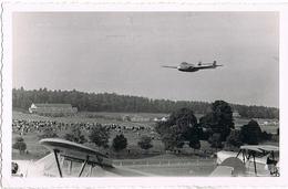 Foto-AK Flugplatz Porrentruy In Courtedoux 1947 - Aérodromes