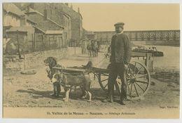 962 - ARDENNES - NOUZON - Attelage Ardennais - France