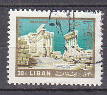 PGL - LEBANON LIBAN AERIENNE Yv N°393 - Liban