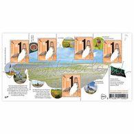 Nederland / The Netherlands - Postfris / MNH - Sheet Mooi Nederland, Texel 2019 - Period 2013-... (Willem-Alexander)