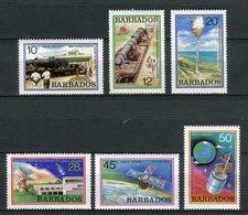 Barbados 1979. Yvert 489-94 ** MNH. - Barbades (1966-...)
