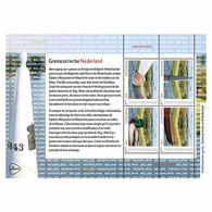Nederland / The Netherlands - Postfris / MNH - Sheet Grenscorrectie Nederland 2019 - Period 2013-... (Willem-Alexander)