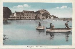LOCQUIREC, Hôtel D'Armorique - Locquirec