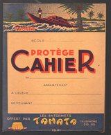 Bayonne-Beiris (64 Pyrénées Atlantiques) Protège Cahier ENTREMENTS TAMATA (PPP10086) - Protège-cahiers