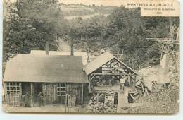 MONTREVAULT - Mines D'Or De La Bellière - Montrevault