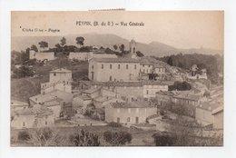 - CPA PEYPIN (13) - Vue Générale 1936 - Cliché Olive - - France