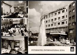 C1492 - Jena - Interhotel International - Reichenbach - Kunze - Jena