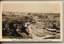 GROIX, Port Tudy - Groix