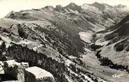 ENVIRONS DE LUCHON  Route D'Espagne Par Le Val D'Aran Le Port De La Bonaigua (Alt 2072m) RV - Luchon