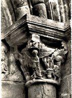 CPM* N°602 - MONTCEAU L' ETOILE - EGLISE ROMANE -XIe ET XIIe SIECLES - CHAPITEAU DROIT DU PORCHE - France