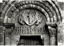CPM* N°603 - MONTCEAU L' ETOILE - EGLISE ROMANE -XIe ET XIIe SIECLES - TYMPAN - France