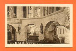 CPA FRANCE 68  ~  OTTMARSHEIM  ~  440  Intérieur De L'Eglise, Bas-Chœur  ( Braun ) - Ottmarsheim