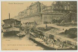 997 - HAUTE GARONNE - TOULOUSE - Les Pêcheurs De Sable Sur La Garonne - Toulouse