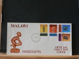 A8699  FDC  MALAWI  1977 - Malawi (1964-...)