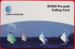 $50 Remote Sailboats - San Vicente Y Las Granadinas
