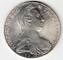 Österreich Maria Theresien Thaler, 833er Silber - Autriche
