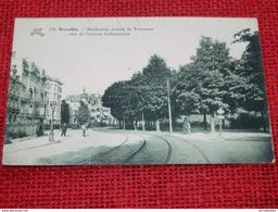BRUXELLES  -     Rond Point Avenue De Tervueren , Coin De L'avenue Gribeaumont - Avenues, Boulevards