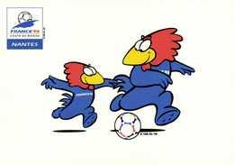 France 98 Coupe Du Monde 98 NANTES  RV - Calcio