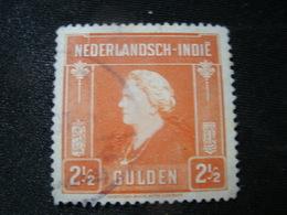Timbres  Inde Néerlandaise  N°297 - Niederländisch-Indien