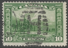 Canada. 1928-29 KGV. 10c Used SG281 - 1911-1935 Reign Of George V