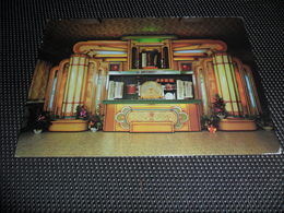 Velzeke - Zottegem  Dancing Paraszol  - Orgel  Orgue - Zottegem