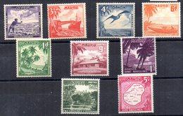 Serie Nº 37/45 Nauru - Nauru