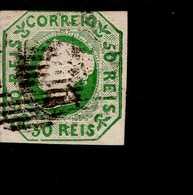 Portugal 03 A Königin Maria II Used  Gestempelt (3) - 1853 : D.Maria