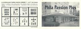 AC -B3472 -pochette Publicitaire Philatélique  57 Yutz (prix Frais Compris) - Matériel Et Accessoires
