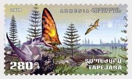 Armenië / Armenia - Postfris / MNH - Complete Set Dinosauriërs 2018 - Armenië