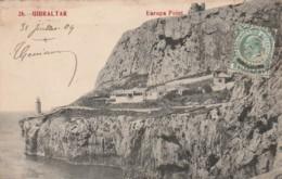 *** GIBRALTAR  ***  GIBRALTAR Europa Point  TTB - Gibraltar