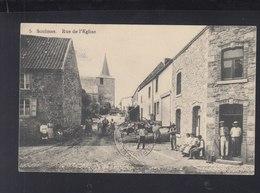 CP Soulmes Rue De L'Eglise 1913 - Doische