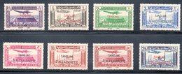 ALEXANDRETTE / PA N° 1 à 8 Neufs ** Cote 60€ - Alexandretta (1938)