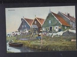 Postkaart Marken - Marken