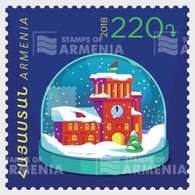 Armenië / Armenia - Postfris / MNH - Gelukkig Nieuwjaar 2018 - Armenië