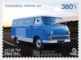 Armenië / Armenia - Postfris / MNH - Armeense Auto 2018 - Armenië