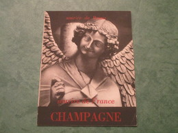 CHAMPAGNE - Sourire De Reims/Sourire De France (8 Pages) - Autres Collections