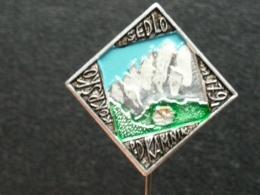 Z 670 - KAMNIK, SLOVENIA, KOKRSKO SEDLO, Alpinism, Mountaineering , Alpine Association - Ciudades
