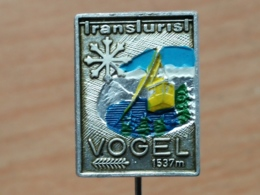 Z 670 -VOGEL, SLOVENIA, Alpinism, Mountaineering , Alpine Association - Ciudades