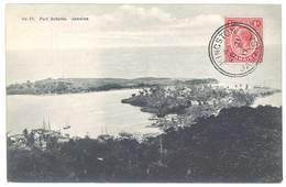 Cpa Jamaïque / Jamaica - Port Antonio - Jamaïque