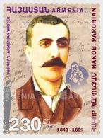 Armenië / Armenia - Postfris / MNH - Schrijver, Hakob Paronian 2018 - Armenië