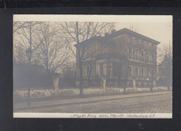 Dt. Reich AK Magdeburg Villa Heyroth Westendstrasse 29 - Magdeburg