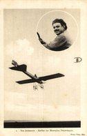 GOLFIER SUR MONOPLAN DEPERDUSSIN - Aviones